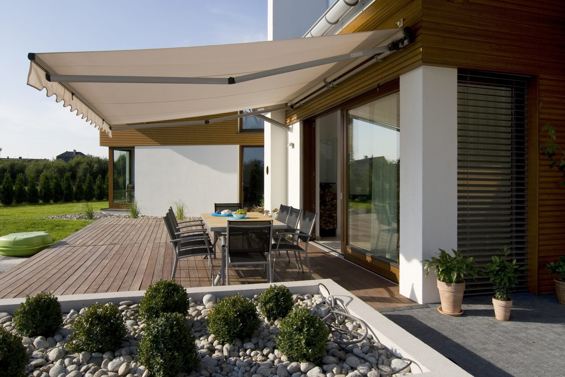durable London awnings