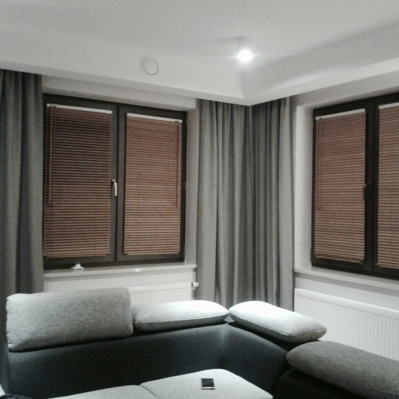 wooden blinds 25mm London